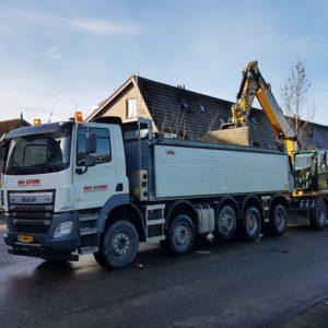 DAF 460 Vrachtwagen 10x4