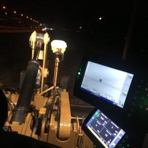 Cat 924K met GPS